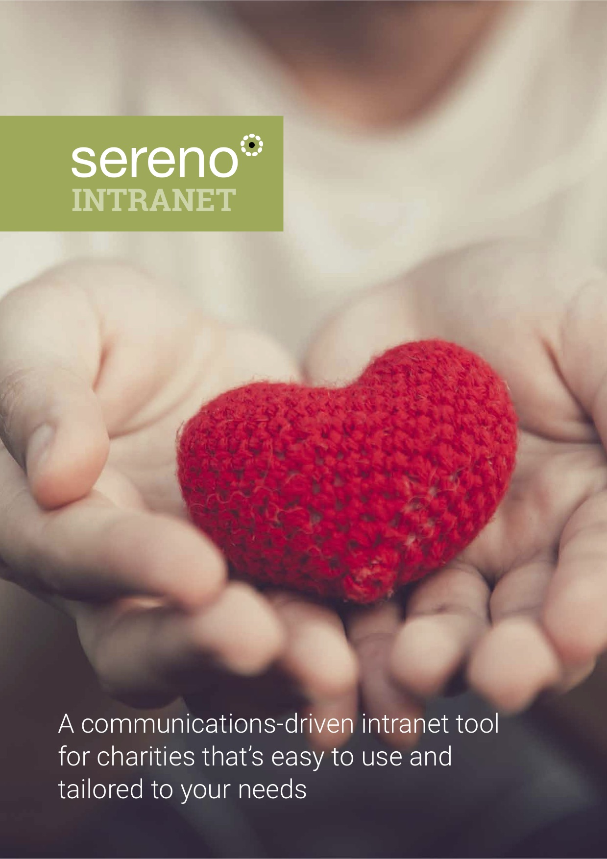 download sereno *intranet brochure