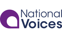 National Voices logo