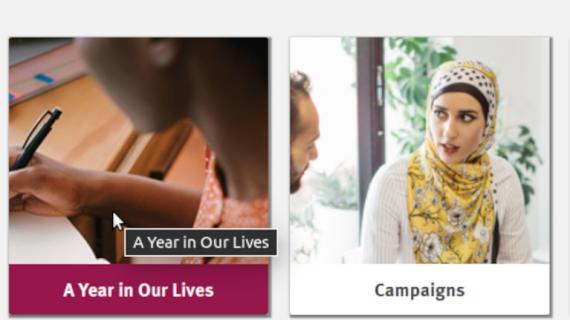 Centre for Mental Health website build