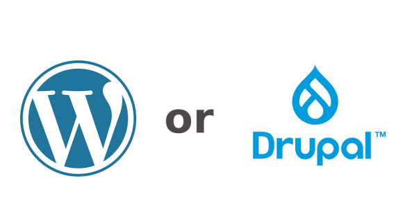 WordPress or Drupal?